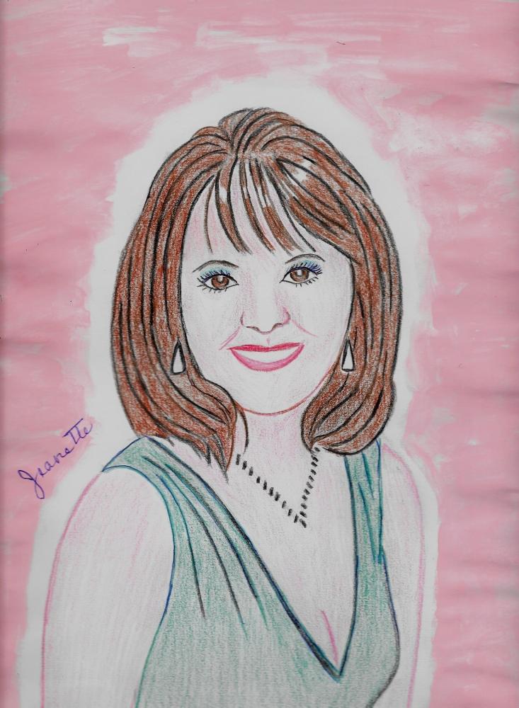 Sally Field by Jeanette
